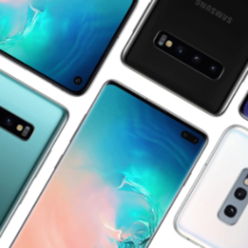 Win a Samsung Galaxy S10 from Justin Tse