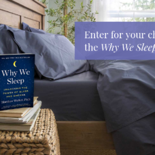 Win a Mattress Prize Package