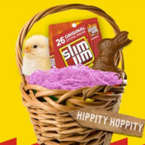 Win 1 of 25 $100 Walmart e-Gift Cards from Slim Jim