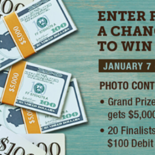 Win a $5K Check from Smithfield