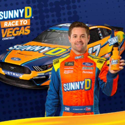 Win the Ultimate Race Weekend in Vegas