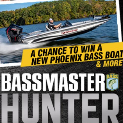 Win a Phoenix 618 Pro XP Bass Boat