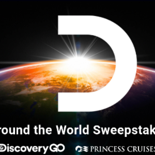 Win a Cruise Around the World
