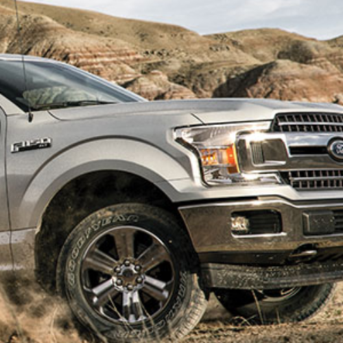 Win a 2019 Ford F-150 Truck
