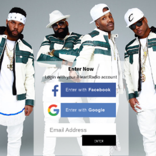 Win a Trip to See Jagged Edge in the Studio