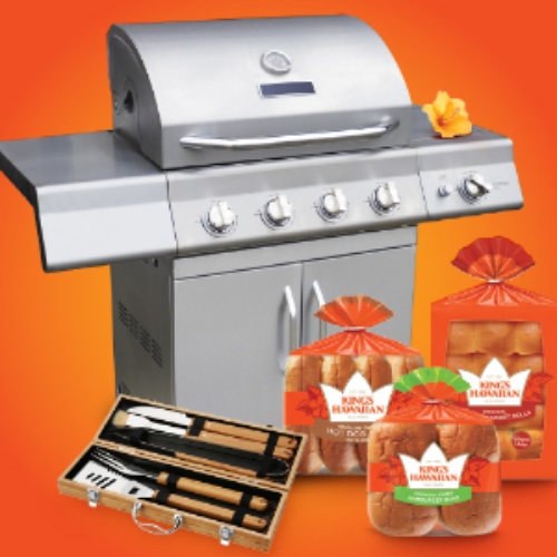 Win a $4K Summer Grilling Package from Food Network