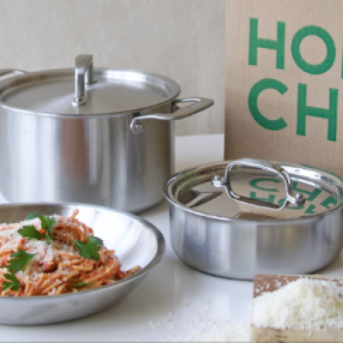 Win a Set of Premium Chef's Cookware by Made In