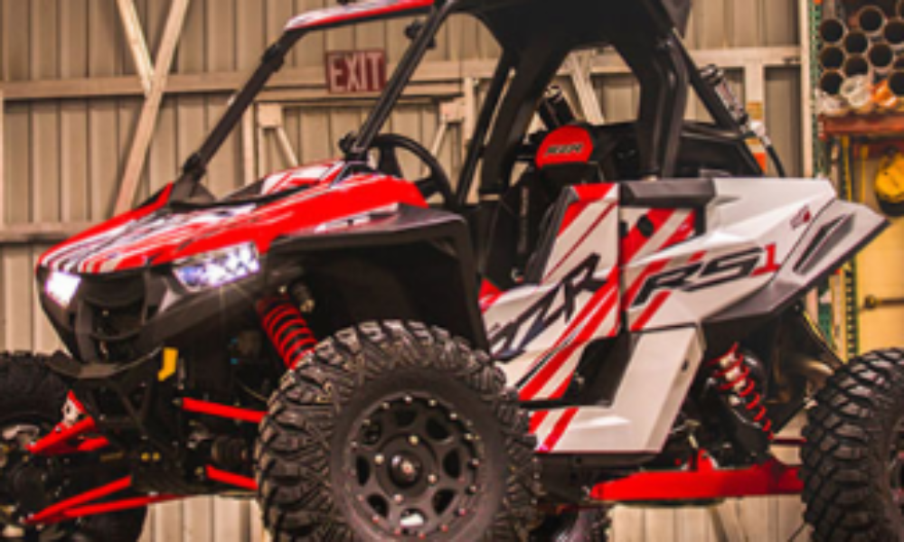 Win a Polaris RZR RS1