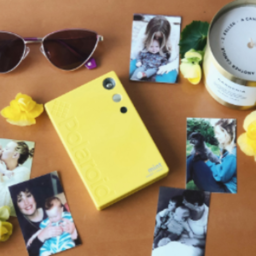 Win a Polaroid Mint Instant Digital Camera