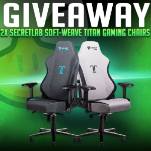 Surprising Win A Secretlab Titan Gaming Chair Grannys Giveaways Onthecornerstone Fun Painted Chair Ideas Images Onthecornerstoneorg