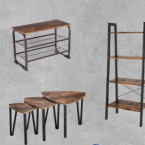 Win Vintage Style Furniture from Songmics