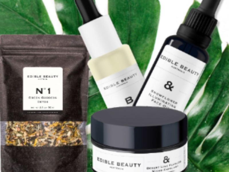 Win an Edible Beauty Prize Pack