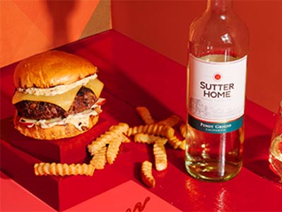 Win $25,000 from Sutter Home