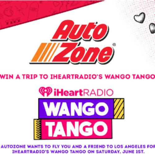 Win a Trip iHeartRadio's Wango Tango Music Festival