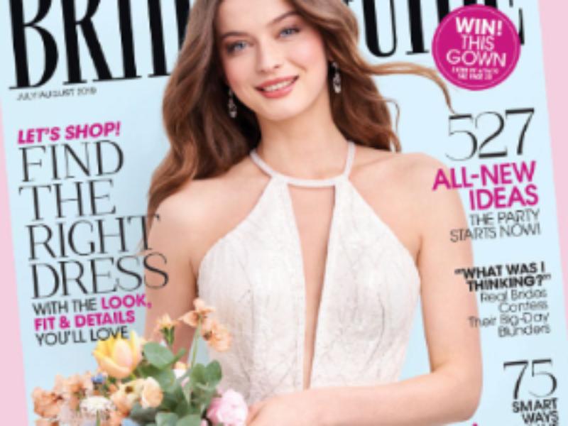Win a Christina Wu Wedding Gown