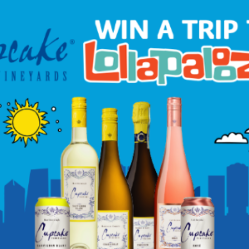 Win a Trip to Lollapalooza Music Fest