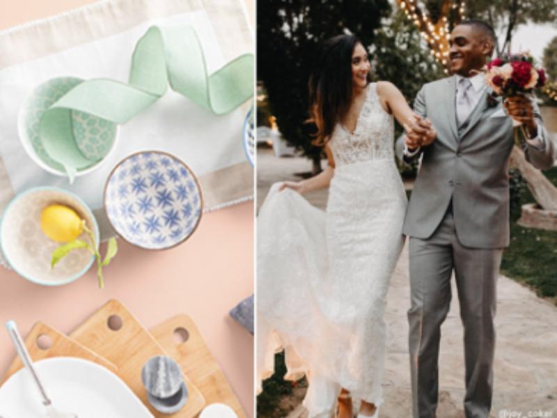 Win $10K + Wedding Dress from David's Bridal