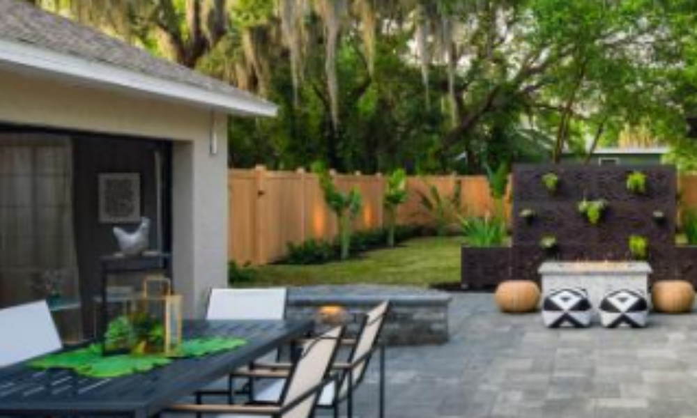 Win $50K for a Landscape Transformation from DIY Network