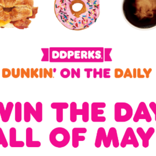 Win Dunkin' Coffee For A Decade