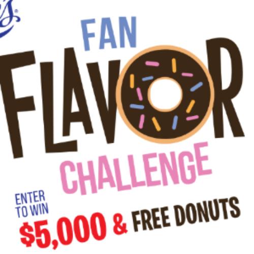 Win $5,000 + Free Donuts from Entenmann's