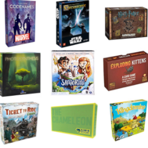 Win a Board Game Collection