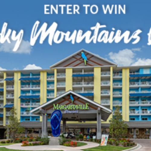 Win a Smoky Mountains Escape