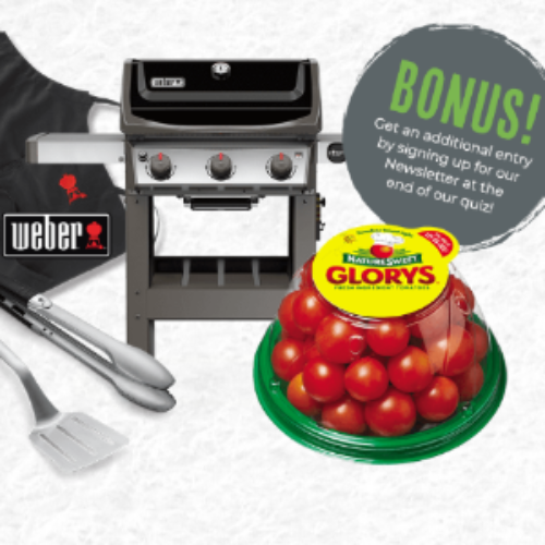 Win a $2,500 Backyard Grilling Package
