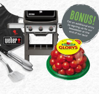 Win a $2,500 Backyard Grilling Package