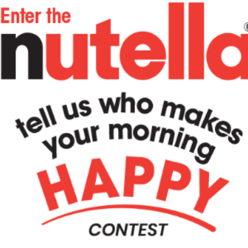 Win Up To $15,000 from Nutella