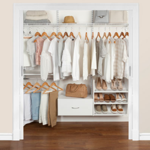 Win a $1K Rubbermaid FastTrack Closet