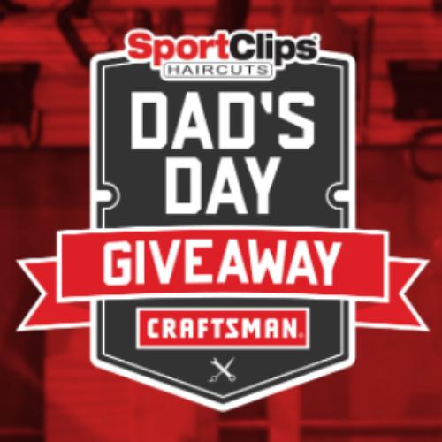 Win Craftsman Tools & Free Haircuts