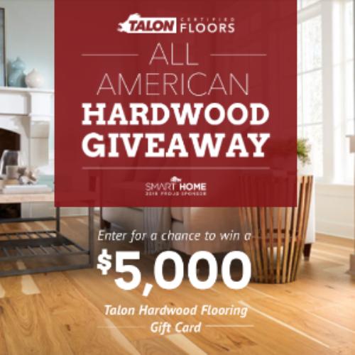 Win $5,000 in Hardwood Flooring