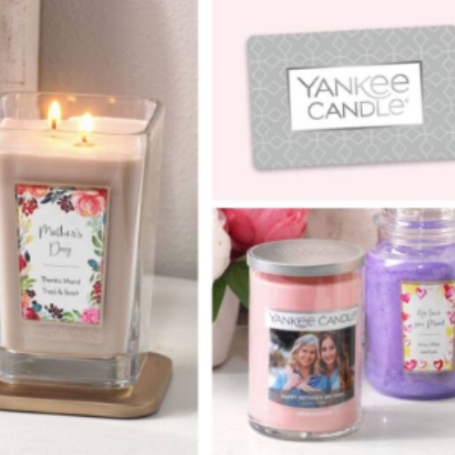 Win 1 of 100 Yankee Candle Gift Cards