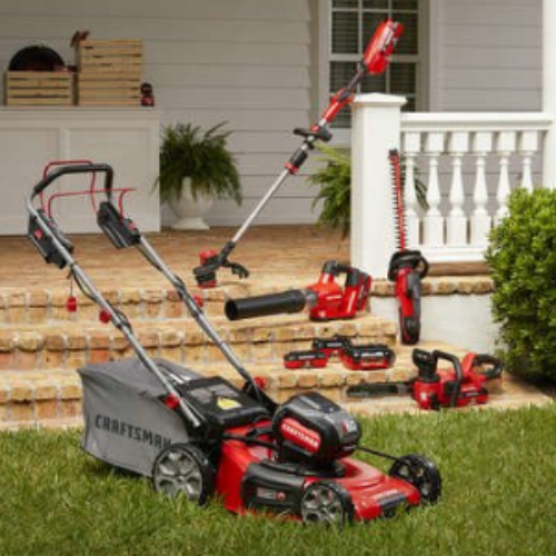 Win CRAFTSMAN Yard Tools from Bob Vila