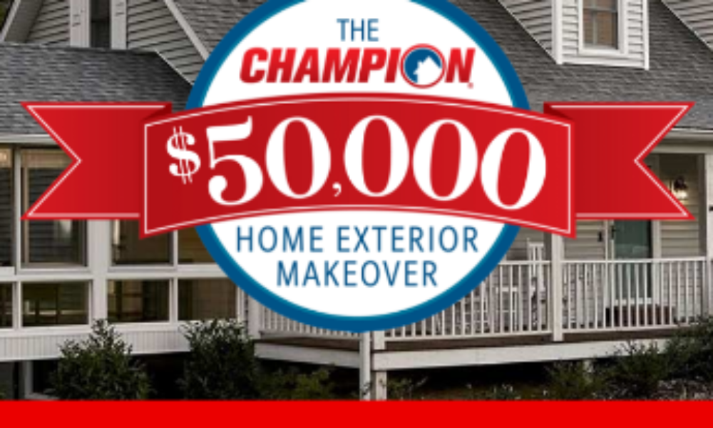 Win $50K in Champion Windows