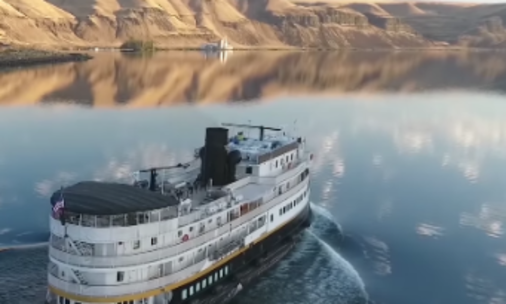 Win a Columbia River Adventure Cruise