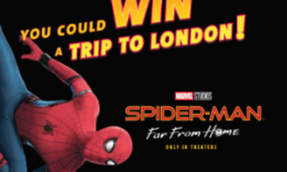 Win a Trip to London from Dr Pepper