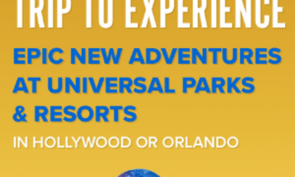 Win a Trip to Universal Studios from Fandango