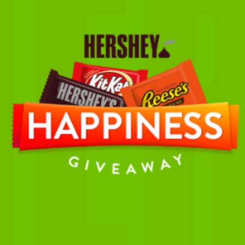 Win up to $500 in Hershey's Candy