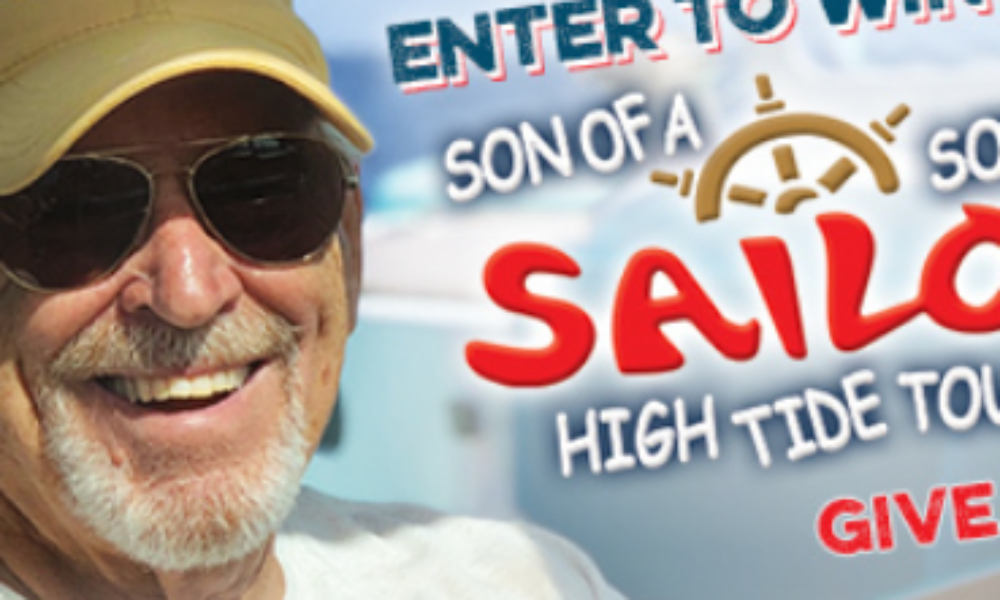 Win Tickets to See Jimmy Buffett in Las Vegas