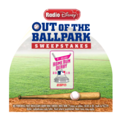 Win a Trip to the MLB Home Run Derby