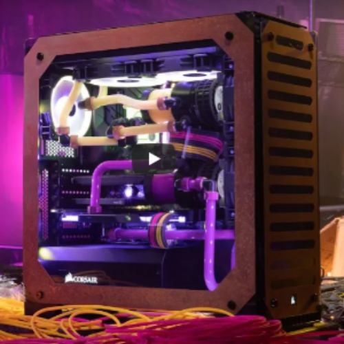 Win a Custom Gaming PC from Gamecrate