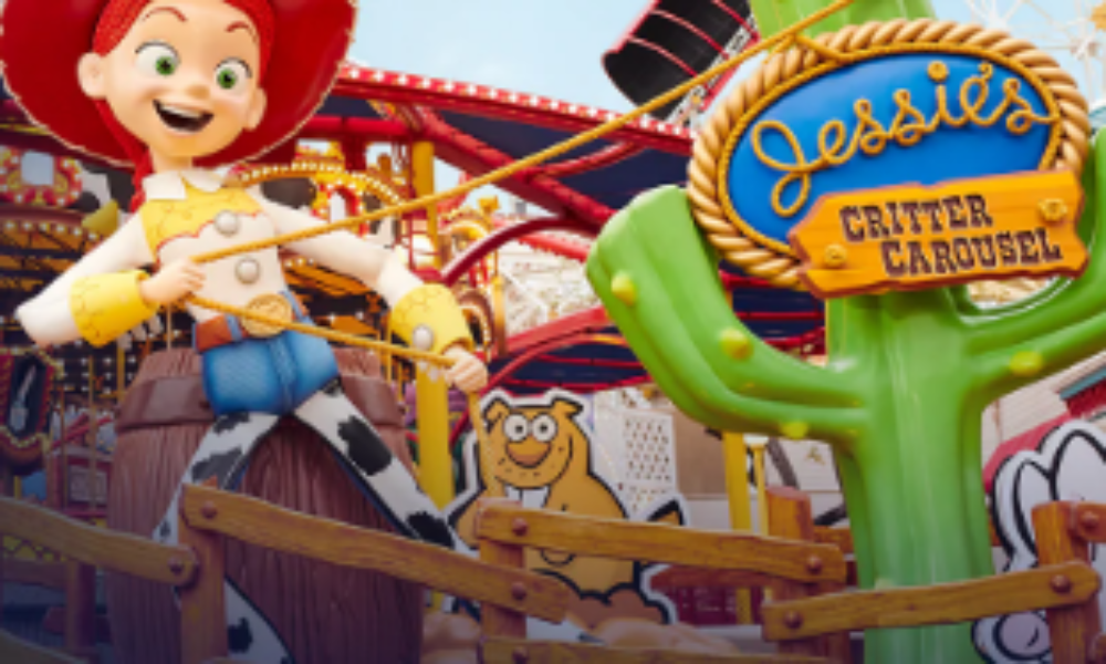 Win a Trip to Pixar Pier at Disney California Adventure