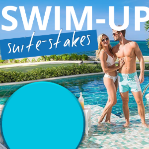Win a Sandals Vacation at a Swim-Up Suite