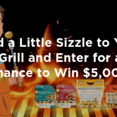 Win $5,000 from the Little Potato Company