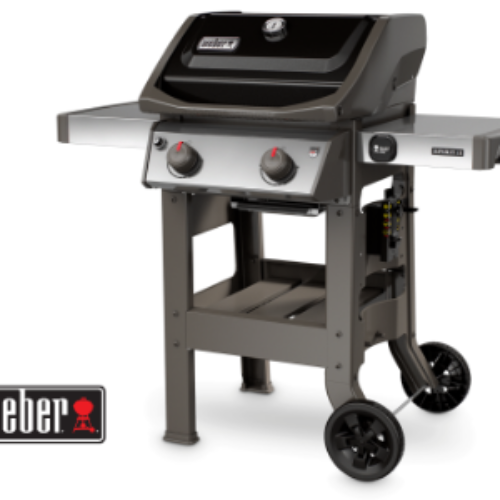 Win a Weber Spirit II Gas Grill from Treasure Cave