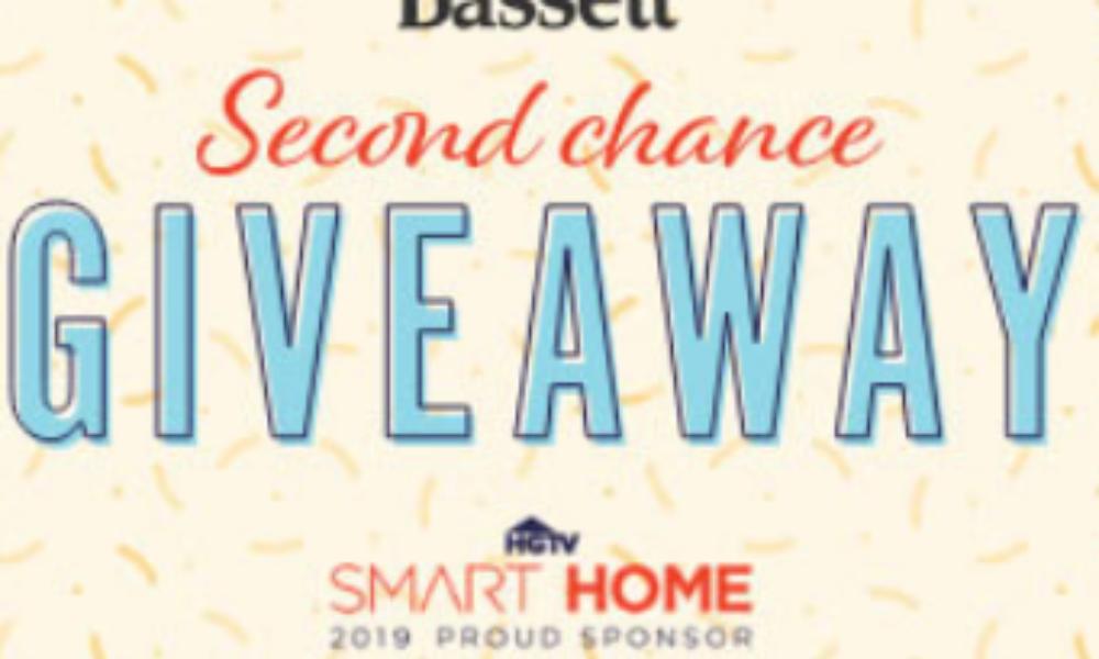 Win $10,000 at Bassett Home Furnishing