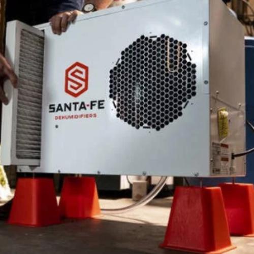 Win a Santa Fe Advance100 Dehumidifier