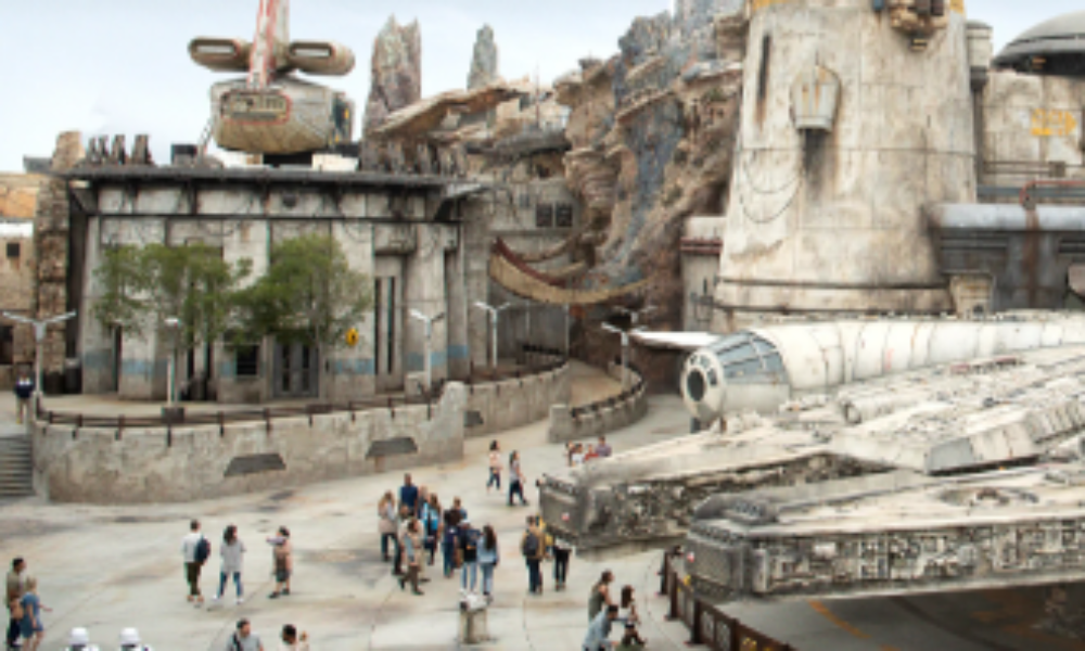 Win a Trip to Star Wars Galaxy's Edge at Disneyland