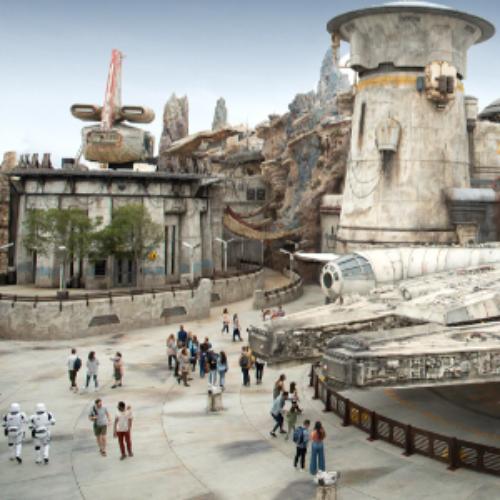 Win a Trip to Star Wars Galaxy's Edge at Disneyland
